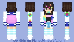 Meet the skinner idk Minecraft Skin
