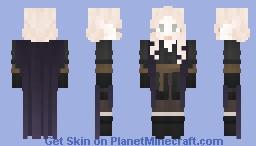 [LOTC] PURPLE REGALIA Minecraft Skin