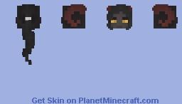[LOTC] Midnetora's Head Minecraft Skin