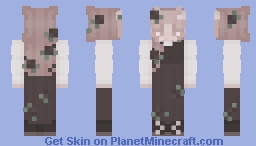 //can I exist// Minecraft Skin