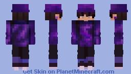 trippy (+female version) Minecraft Skin