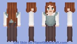[Lotc] Quiet Farmer Minecraft Skin