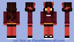 Meru Minecraft Skin