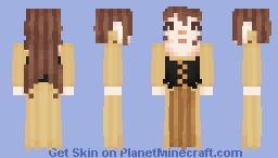 [Lotc] Hilda Hooknose Minecraft Skin