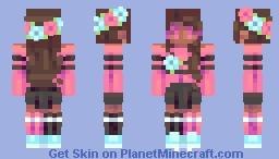 Bright *×* RCE Minecraft Skin