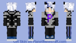 Plague    small tweaks and fixes Minecraft Skin