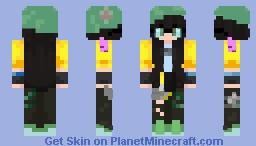 Killjoy Minecraft Skin