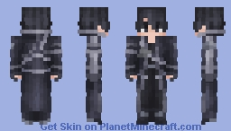 Kirito | Sword Art Online Minecraft Skin