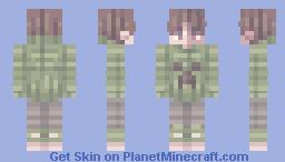 Aw man - Skin remake Minecraft Skin