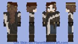 [LOTC] Ayra Stark Minecraft Skin