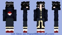 ᴜᴄʜɪʜᴀ ꜱᴋɪɴ | ᴏᴄ ʀᴇQᴜᴇꜱᴛ Minecraft Skin