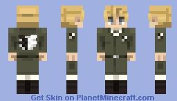 Armin Arlert (Final Season) Minecraft Skin