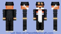 𝒯𝒲𝐼𝒯𝒞𝐻 𝒫𝑅- (𝓂𝒾𝒸 𝒸𝓊𝓉𝓈 𝑜𝓊𝓉) :- 𝔊𝔦𝔰𝔢𝔦 Minecraft Skin