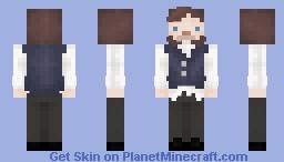 [Lotc] Talmage, Amateur Astronomer. Minecraft Skin