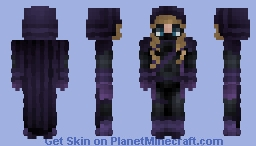 Spoiler - Stephanie Brown || Request Minecraft Skin