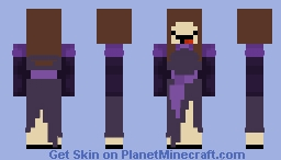 mommy witch Minecraft Skin