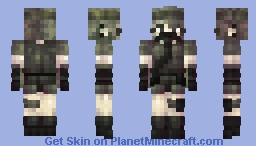 *+. The dawn of a new age .+* Minecraft Skin