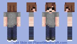 𝐼𝓉 𝓌𝒶𝓈 𝓃𝑒𝓋𝑒𝓇 𝓂𝑒𝒶𝓃𝓉 𝓉𝑜 𝒷𝑒 :- 𝔊𝔦𝔰𝔢𝔦 Minecraft Skin
