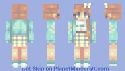 Picnic Minecraft Skin