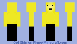 Lemon a request Minecraft Skin