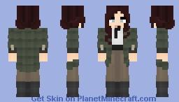 Just Like Her Brothers [LOTC] Minecraft Skin