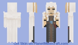 [LOTC][Commission]Not a Construct... Unless? Minecraft Skin