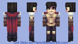 The Path to Victory Minecraft Skin