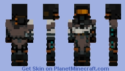 Of the Sand Minecraft Skin