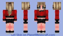 KarinaOMG -CE Minecraft Skin