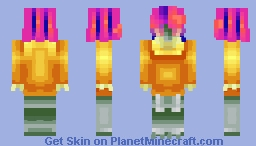 Thank you for 100+! Minecraft Skin