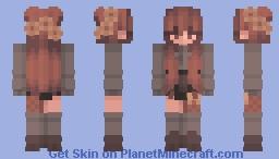 timid Minecraft Skin