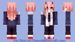 power Minecraft Skin