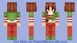 Christmas Skin Minecraft Skin