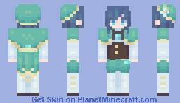venti Minecraft Skin