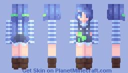   Sprouting   ~* Marma *~ Minecraft Skin
