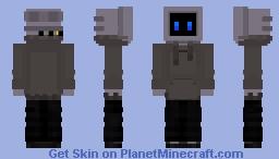 TV Skin #1 Minecraft Skin