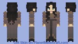 𝕃𝕒𝕧𝕖𝕟𝕕𝕖𝕣 𝕃𝕒𝕟𝕕𝕖𝕣 || 𝕃𝕆𝕋ℂ Minecraft Skin