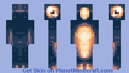 Cute penguin! Minecraft Skin