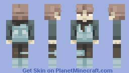 Space Outlaw Minecraft Skin