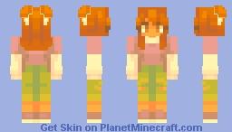 party poison Minecraft Skin