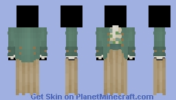 [LOTC] [Commission] Sandy Skies Minecraft Skin
