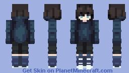 Maddie Ehscloud (schoolrp shading) Minecraft Skin