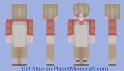 TommyInnit Minecraft Skin