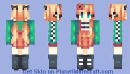 gardens // rce Minecraft Skin