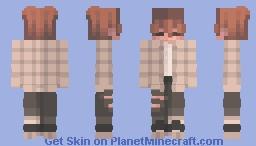 nothing Minecraft Skin