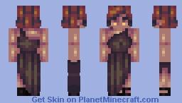 Peril ~;~ Fem February Day 2 Minecraft Skin