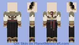 [LOTC] Frolicking in the Russian Snow Minecraft Skin