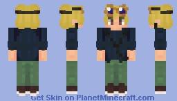 FlatEarth's request Minecraft Skin