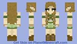 ElvenJedi Fanskin Minecraft Skin