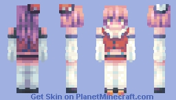Commission - dotgoth32 Minecraft Skin